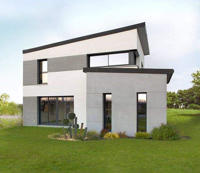 Exemple de réalisation Maisons Demeurance