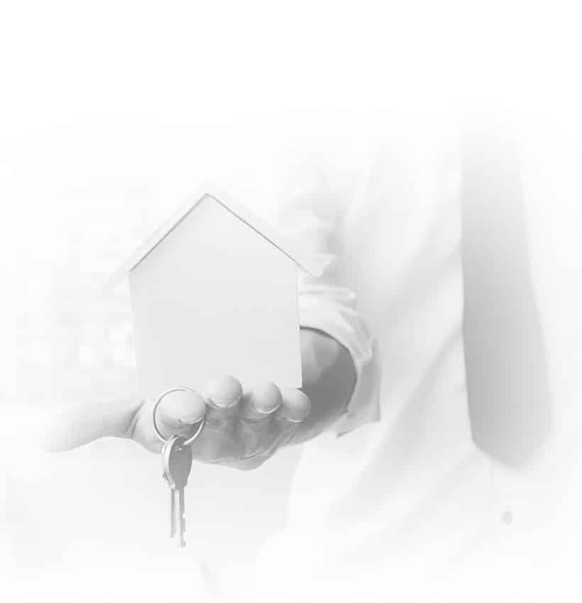 clé d'agent immobilier