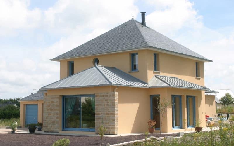 Dinard - maison contemporaine