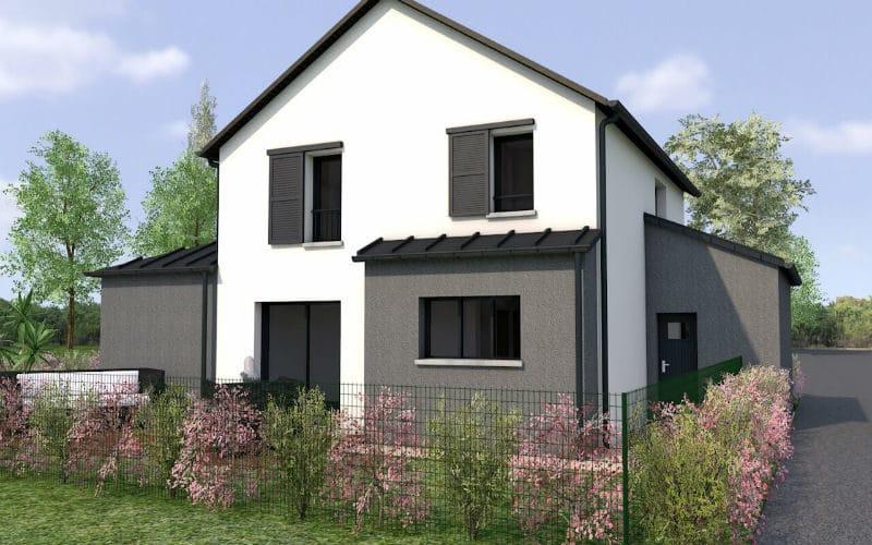 projet de maison Faisne