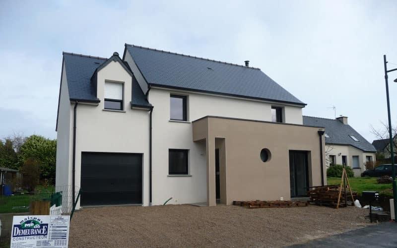 Maison traditionnelle-moderne Bréal-sous-Montfort (35310)