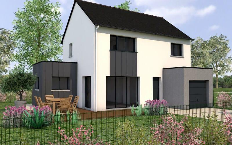 Projet maison renault vue 2