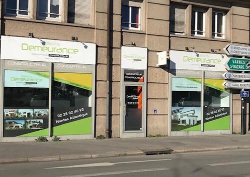 Maisons Demeurance agence de Nantes