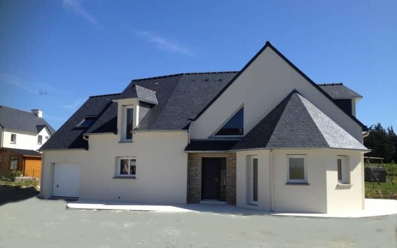 Maison architecte Ploubalay