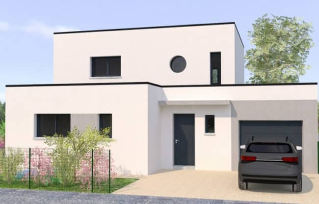Modeles Maisons Neuves Bretagne Ille Et Vilaine Cotes D Armor Et 44