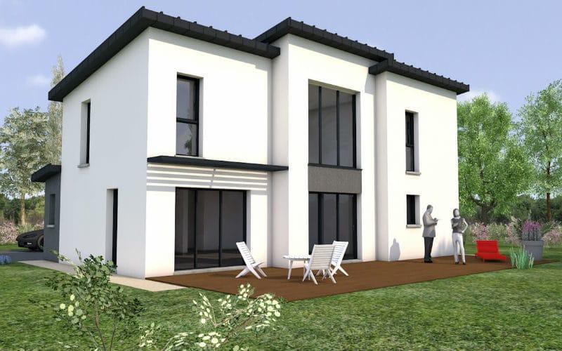 Projet de maison - Papail