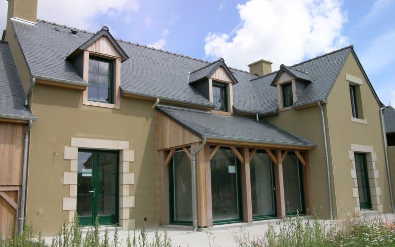 Maison prestige traditionnelle Minihic Sur Rance
