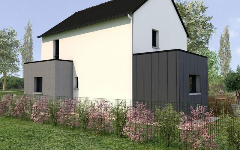 Projet maison renault vue 3