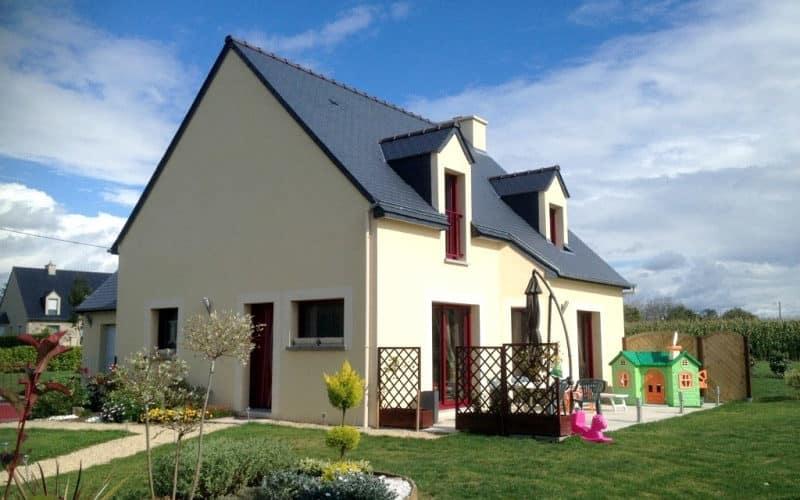 Maison traditionnelle Quevert