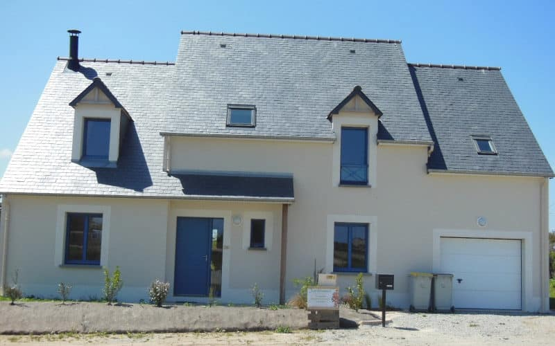 Maison traditionnelle St Malo 5