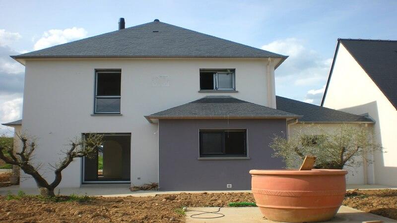 construction maison 4 pans loire atlantique orvault