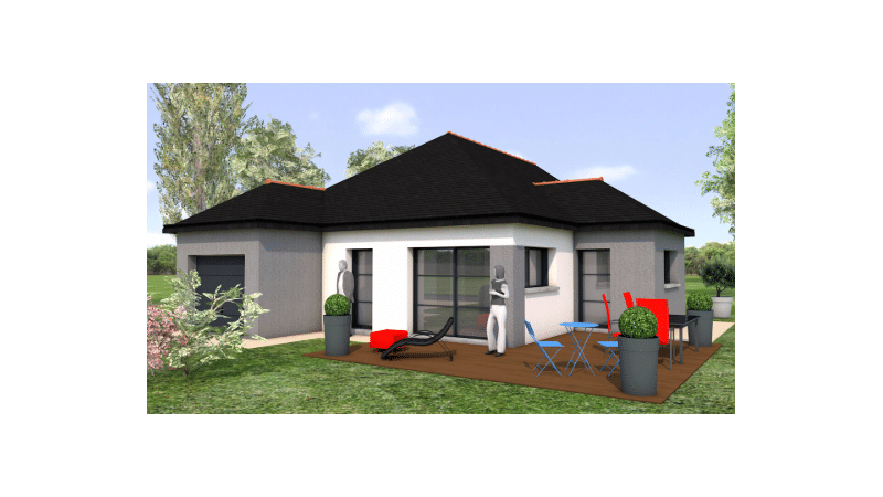 Projet de maison prestige
