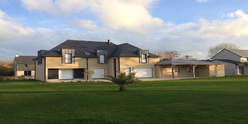 Maison avec 4 pans sur St briac sur mer vue 3