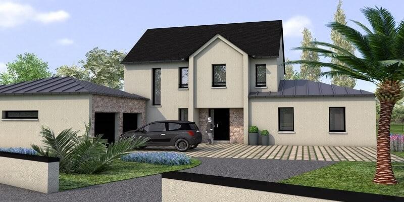 maison contemporaine la Richardais (2)