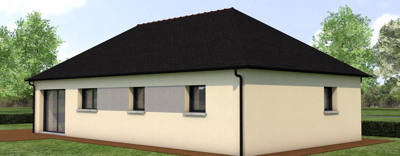 Programme Terrain + Maison Saint-caradec