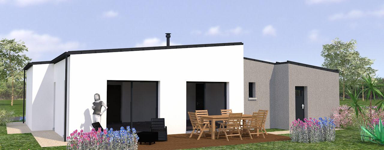 Programme Terrain + Maison Uzel