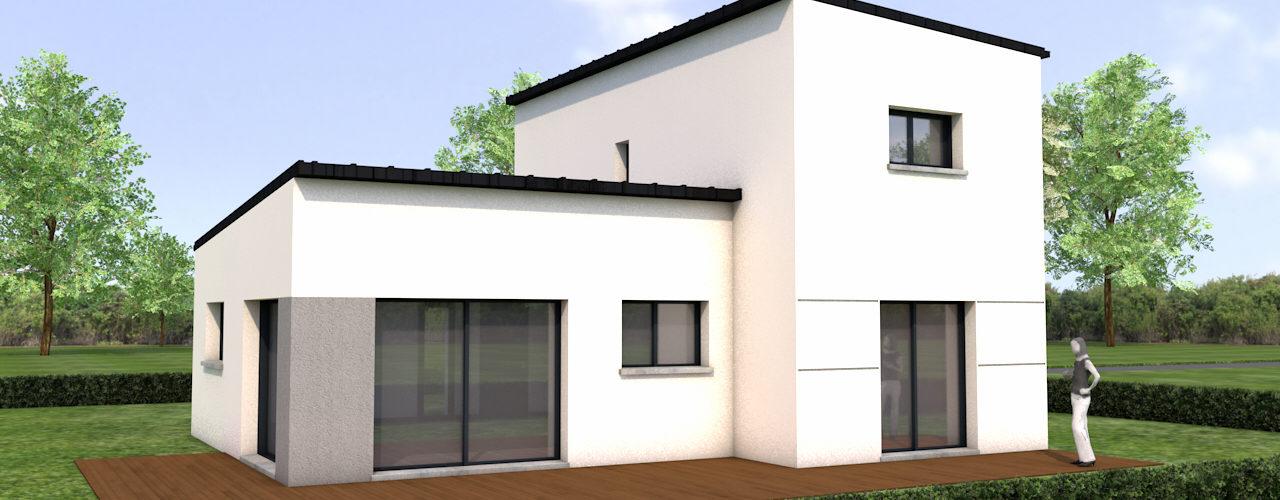 Programme Terrain + Maison Lantic