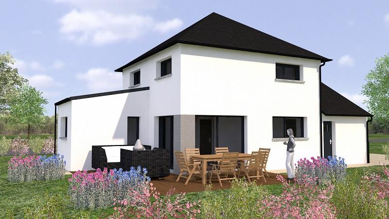 Programme Terrain + Maison Ploufragan
