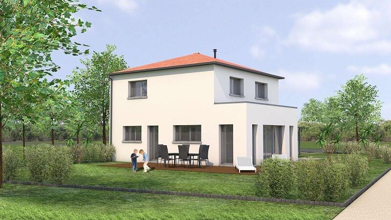 Constructeur de maison traditionnelle en loire atlantique vue 2