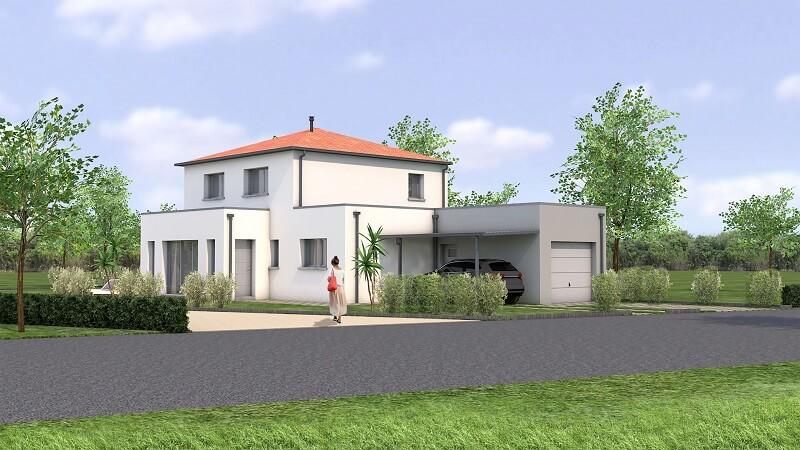 Constructeur de maison traditionnelle en loire atlantique vue 3