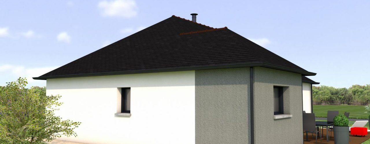Programme Terrain + Maison Quevert