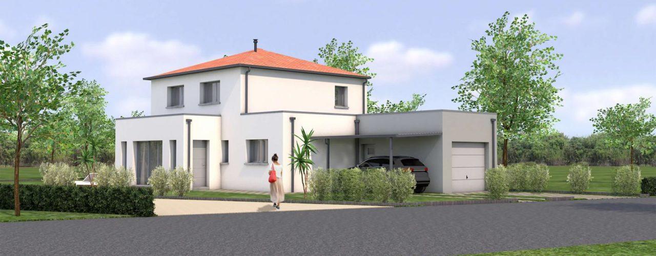 Programme Terrain + Maison Vertou