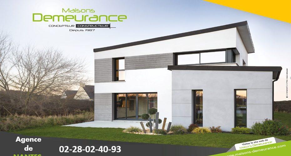 Programme Terrain + Maison Saint-herblain