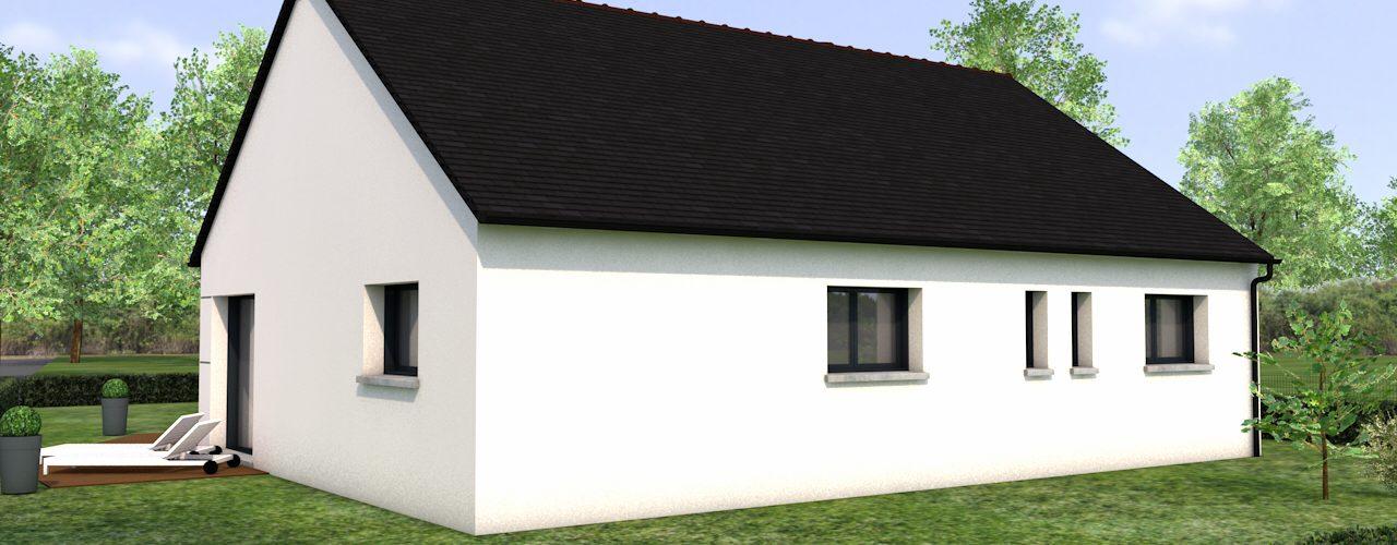 Programme Terrain + Maison Plaine-haute