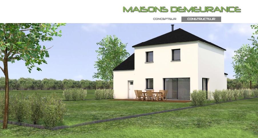 Programme Terrain + Maison Saint-viaud
