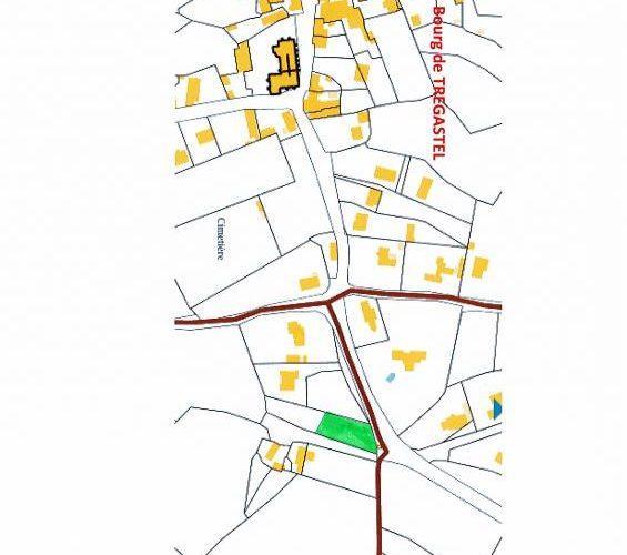 Programme Terrain + Maison Tregastel
