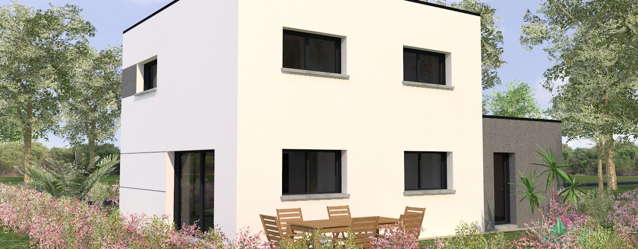Programme Terrain + Maison Saint-brandan