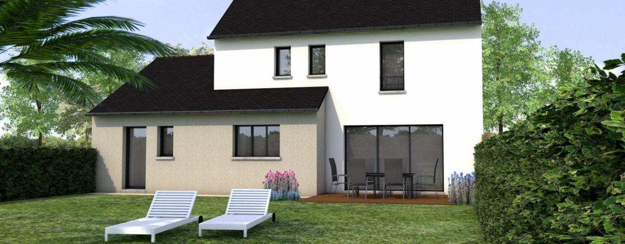 Programme Terrain + Maison Pleurtuit