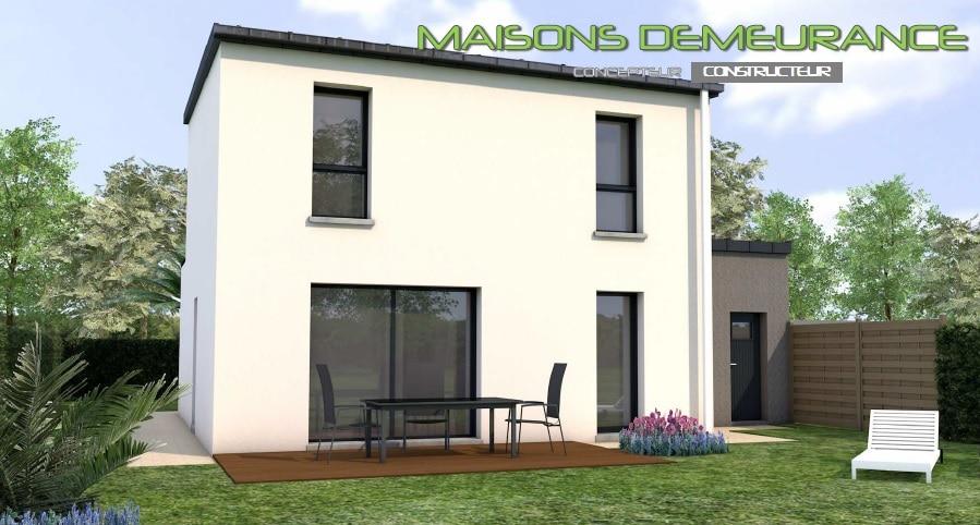 Programme Terrain + Maison Saint-nazaire