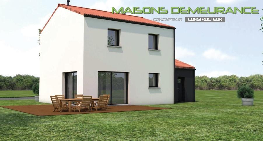 Programme Terrain + Maison Monnieres