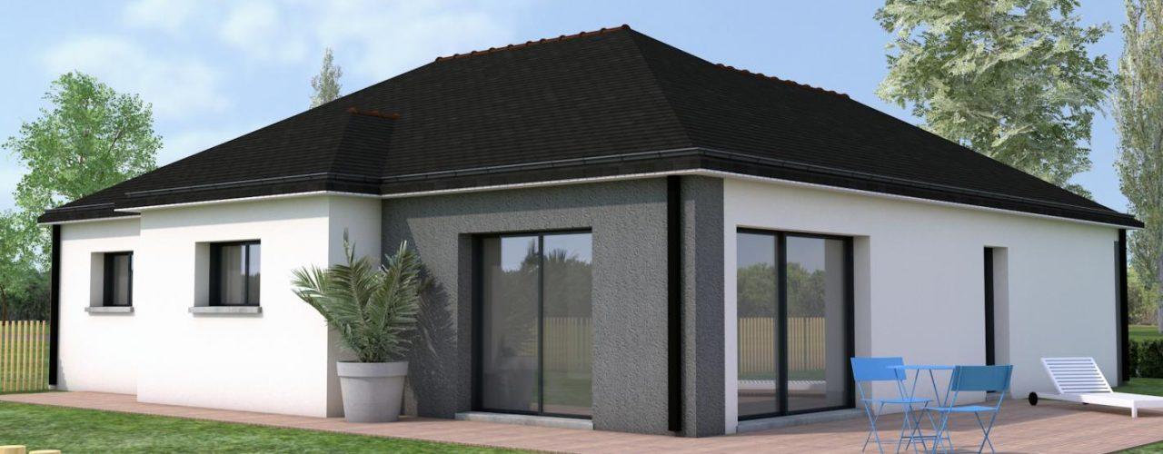Programme Terrain + Maison Lehon