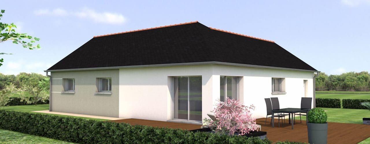 Programme Terrain + Maison Dinan
