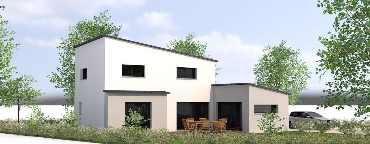 Programme Terrain + Maison Mordelles